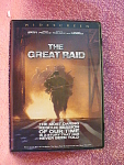 The Great Raid Dvd Disc With Case