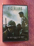 Tigerland Dvd Disc With Case
