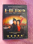 Hero With Jet Li Dvd Disc With Case