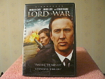 Lord Of War Dvd Disc With Case