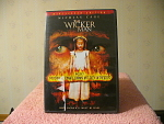 The Wicker Man Dvd Disc With Case