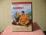 50 First Dates Dvd Disc With Case