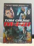 Mission Impossible 3 Dvd Disc With Case