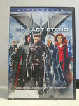 X Men, The Last Stand Dvd Disc With Case
