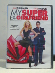 My Super Ex-girlfriend Dvd Disc With Case
