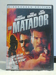 The Matador Dvd Disc With Case