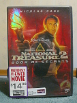 National Treasure 2, Book Of Secrets
