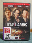 Lions For Lambs Dvd Disc
