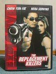 The Replacement Killers Dvd Disc