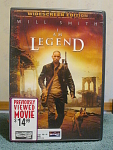 I Am Legend Dvd Disc