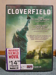 Cloverfield Dvd Disc