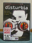 Disturbia Dvd Disc