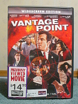Vantage Point Dvd Disc