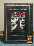 American Gangster Dvd Disc