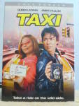 Taxi Movie Disc