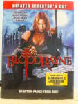 Bloodrayne Movie Disc