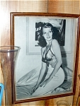 Katherine Hepburn Framed Picture From Magazine