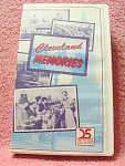 Cleveland Memories Video Tape