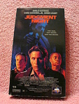 Judgment Night Video Tape