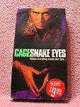 Snake Eyes Video Tape