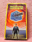 The Philadelphia Experiment Video Tape