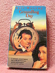 Groundhog Day Video Tape