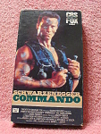 Commando Video Tape