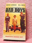Bad Boys Video Tape