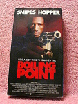 Boiling Point Video Tape