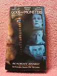 Gods And Monsters Video Tape