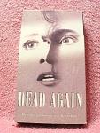 Dead Again Video Tape