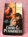 Crime And Punishment Video Tape