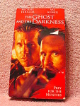 The Ghost And The Darkness Video Tape