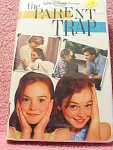 The Parent Trap Video Tape
