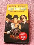 Wild Wild West Video Tape