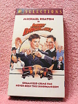 Johnny Dangerously Video Tape