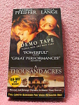 A Thousand Acres Video Tape