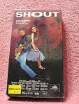 Shout Video Tape