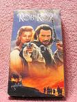 Rob Roy Video Tape