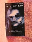 Fear Dot Com Video Tape