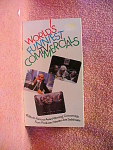 1989 Worlds Funniest Commercials Video Tape
