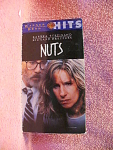 Nuts Video Tape
