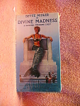 Divine Madness, A National Treasure Chest Video Tape