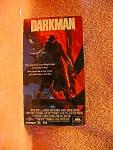 Darkman Video Tape