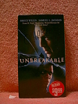 Unbreakable Vhs Tape