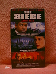 The Siege Vhs Tape