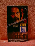 Steelers Law Vhs Tape