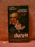Charade Vhs Tape