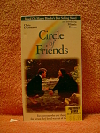 Circle Of Friends Vhs Tape