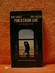Punch Drunk Love Vhs Tape